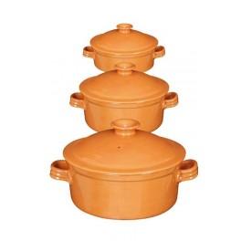 Cocottes ceramique 3 modeles