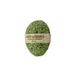 Savon de gommage végétal olive 100 g