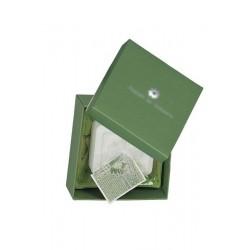 Savon carré jasmin 100g porte savon céramique